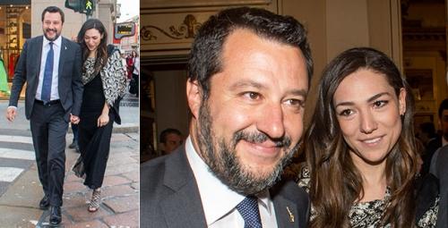 Matteo Salvini et Francesca Verdinit.jpg