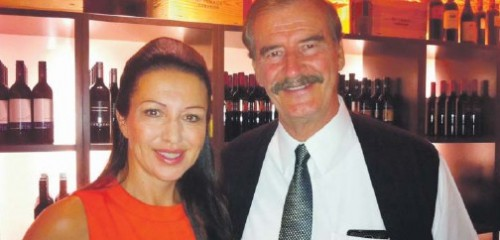Barbara Kappel et Vicente Fox Quesada.jpg